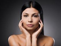 idealna skóra zdjęcie royalty free