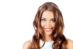 idealna uśmiech Obraz Royalty Free