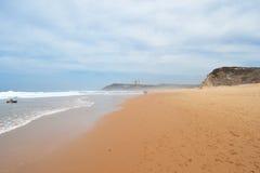 idealne na plaży Obrazy Royalty Free