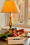 Idealny śniadanie zdjęcia royalty free