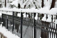 idealny dzień zimy Fotografia Royalty Free