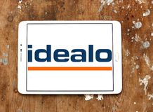 Idealo-Internet-Firmenlogo Stockbilder