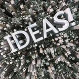Ideas Imagen de archivo libre de regalías