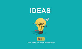 Ideas Action Design Strategy Suggestion Thoughts Concept Stock Photography