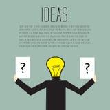 Ideas Stock Image