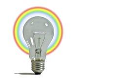 Ideas coloridas Imagenes de archivo