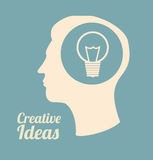 Ideas creativas Imagenes de archivo