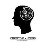 Ideas creativas Foto de archivo