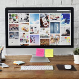 Ideas Creative Occupation Design Studio Computer Working Concept Royalty Free Stock Image