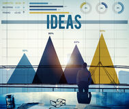 Ideas Creativity Inspiration Imagination Concept Royalty Free Stock Images