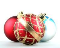 Ideas de la decoración de la Navidad Fotos de archivo