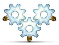 Ideas de la unidad de negocio Imagenes de archivo
