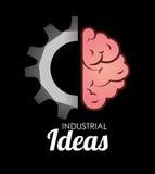 Ideas design, vector illustration. Stock Photography