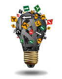 Ideas Direction Stock Image