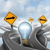Ideas estratégicas Imagenes de archivo