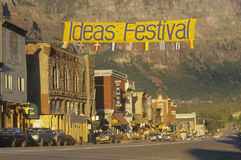 Ideas Festival Stock Photography