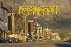 Ideas Festival Stock Photography