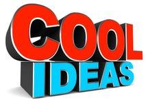 Ideas frescas Foto de archivo libre de regalías