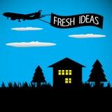 IDEAS FRESCAS Imagenes de archivo