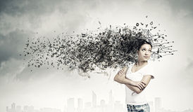 Ideas in head stock photography