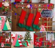 Ideas hechas a mano de la decoración Imagen de archivo libre de regalías