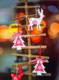 Ideas hechas a mano de la decoración Foto de archivo libre de regalías