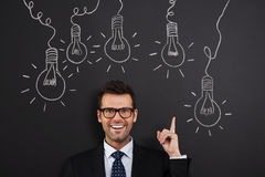 Ideas Stock Photography