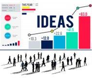 Ideas Innovation Creativity Inspiration Information Concept Stock Image