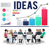 Ideas Innovation Creativity Inspiration Information Concept Stock Images