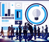Ideas Innovation Creativity Knowledge Inspiration Vision Concept stock photos
