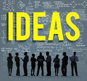 Ideas Innovation Intelligence Intellectual Wisdom Concept Royalty Free Stock Photography