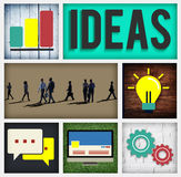 Ideas Innovation Intelligence Intellectual Wisdom Concept Royalty Free Stock Photos
