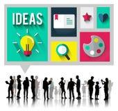Ideas Inspiration Aspiration Vision Concept Stock Photos