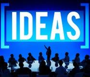 Ideas Inspiration Creativity Innovation Concept Stock Photos