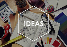 Ideas Inspiration Motivation Creativity Design Concept Royalty Free Stock Image