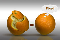 ideas marketing solutions Στοκ εικόνες με δικαίωμα ελεύθερης χρήσης