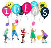 Ideas Thinking Concept Inspiration Creativity Concept Stock Images