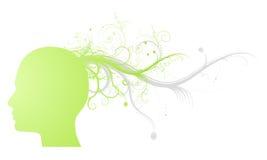 Ideas verdes Fotografía de archivo libre de regalías