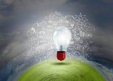 Ideeën voor uw zaken Stock Fotografie