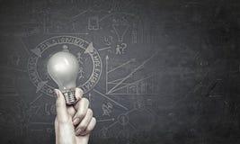 Ideeën voor zaken Stock Afbeeldingen