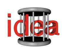 Idee Stockbild