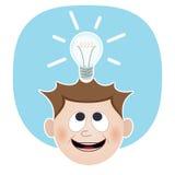 Idee Lizenzfreies Stockfoto