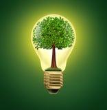Idee ambientali Fotografia Stock