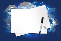 Idee creative Immagine Stock