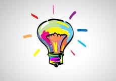 Idee creative Fotografie Stock