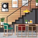Idee domestiche di progettazione Immagini Stock