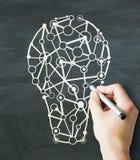 Idee en innovatieconcept vector illustratie