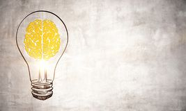 Idee en uitwisselings van ideeënconcept royalty-vrije stock afbeeldingen
