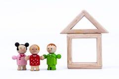 Idee voor huis Stock Foto