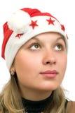 Ideen über Weihnachten Stockbild